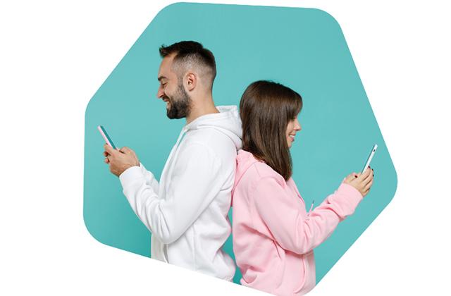 زوجیابی آنلاین و امنیت