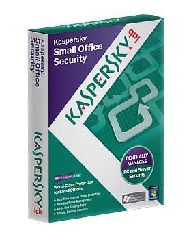 آشنایی با محصولات شرکت کسپرسکی، امنیت برای ادارات کوچک