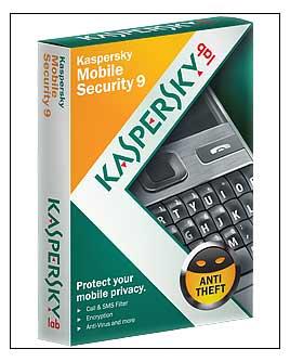کسپرسکی موبایل سکوریتی 9؛ یک ضد ویروس قدرتمند برای تلفن های همراه