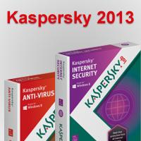 نسخه های 2013 محصولات خانگی کسپرسکی وارد بازار شدند