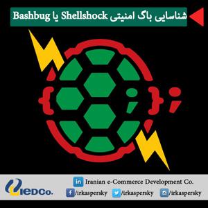 باگ امنیتی Shellshock یا Bashbug