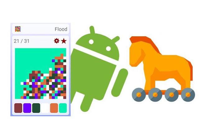 جهانی شدن تروجان MobSTSPY از طریق گوگلپلی