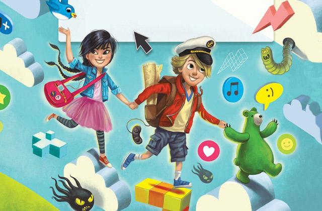 """""""کسپر، اسکای و خرس سبز"""": کتابی که امنیت را به کودکان یاد میدهد"""