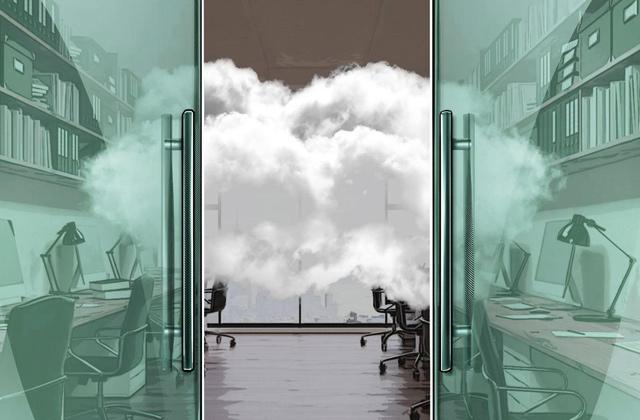 مهاجرت ابری: روندی نه چندان سریع!