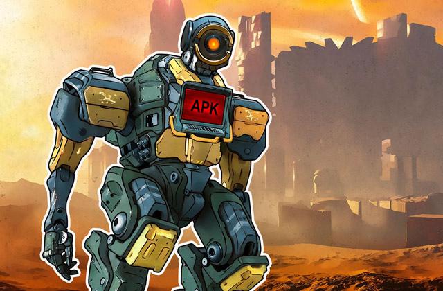 بازی قلابیِ Apex Legends: بدافزاری با سبکbattle royale