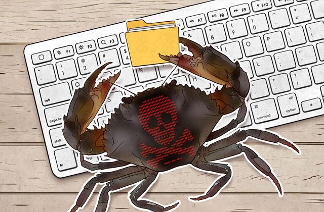 باجافزار GandCrab با عزمی جزم بازگشته است
