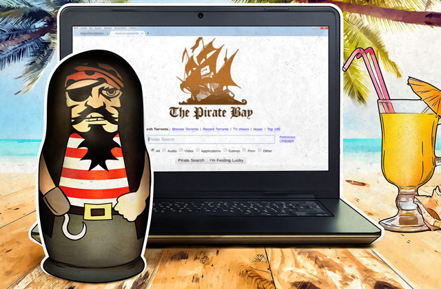 ماتریوشکای دزد دریایی: تروجانِ عروسکی