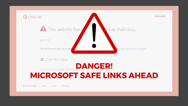 baseStriker: حمله ای که به مجرمان اجازه می دهد تا ویژگی امنیتی Safe Links را در آفیس 365 دور بزنند!