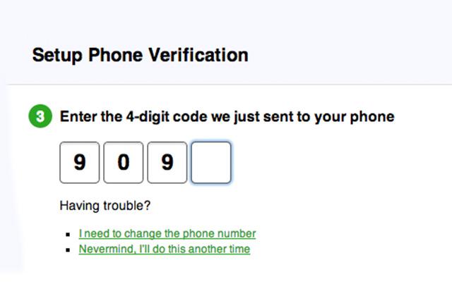 هشدار: هرگز کدهای تایید خود را با کسی به اشتراک نگذارید!