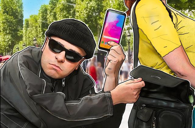 سارقان در کمین گوشی های هوشمند: چرا باید آن ها را با پین کدهایی قوی امن ساخت؟