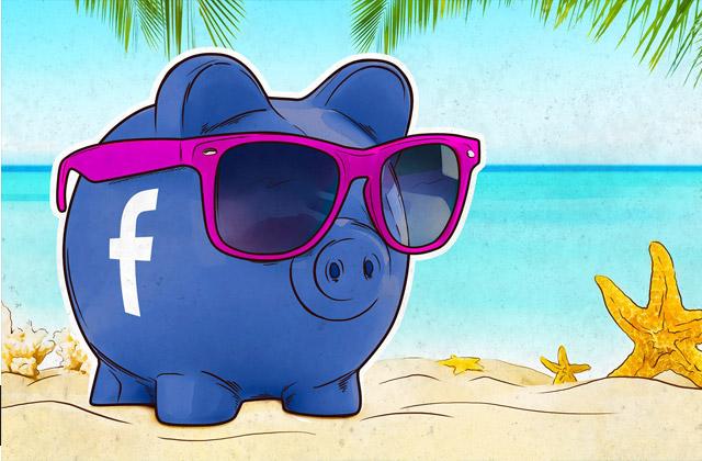 آیا با اینکه فیسبوک، واسطه ای بین شما و بانکتان باشد موافقید؟