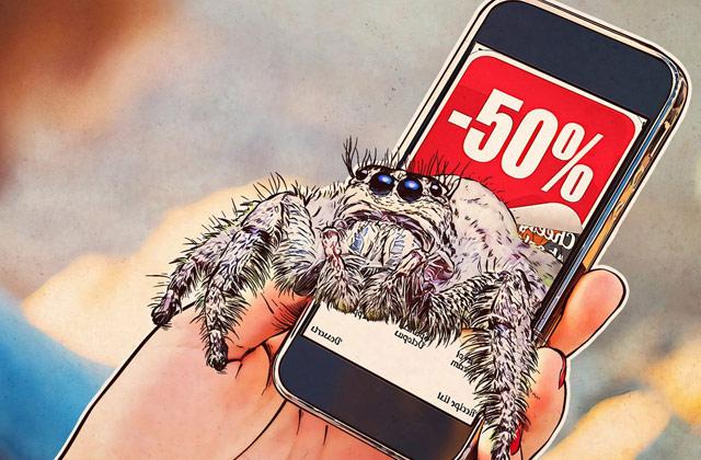 ویروسهای خطرناک تلفن همراه کجا پنهان شدهاند؟