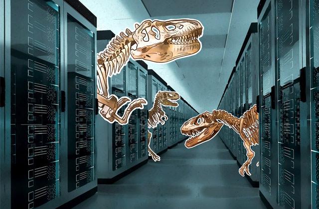 دیرینهشناسیِ سایبری: جالبتر از آنچه فکرش را میکنید