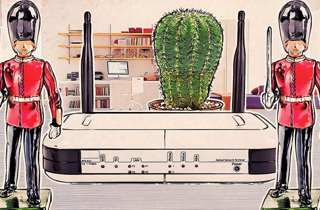 5 توصیه برای محافظت از شبکهی خانگی