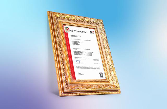 گواهینامه ISO 27001 چیست و چرا به آن نیاز داریم؟