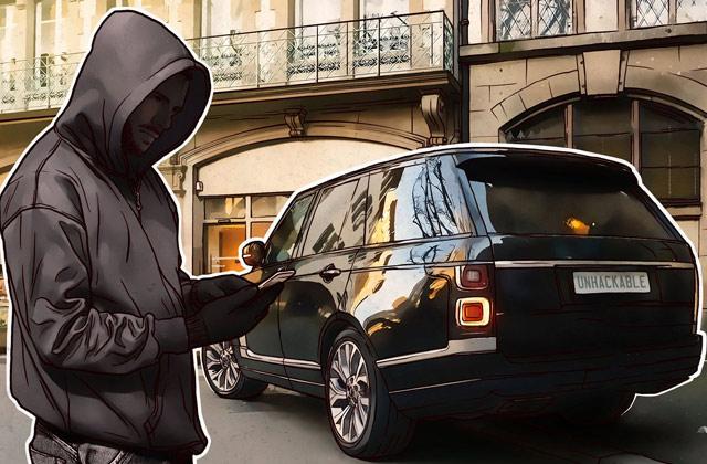 هک کردن سیستم هشدار خودروهای هوشمند
