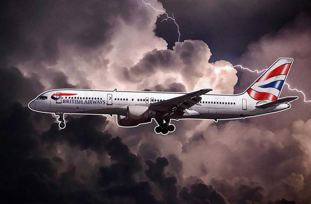 183 میلیون پوند، جریمهی نشت اطلاعاتیِ خطوط هوایی بریتانیا