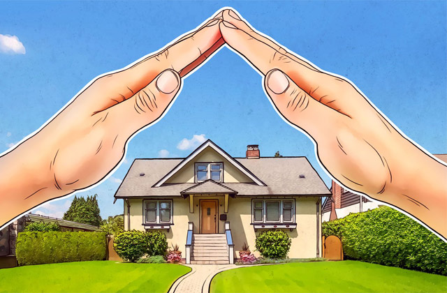 خانهی من قصر من است: فناوریهای امنیتی برای خانه