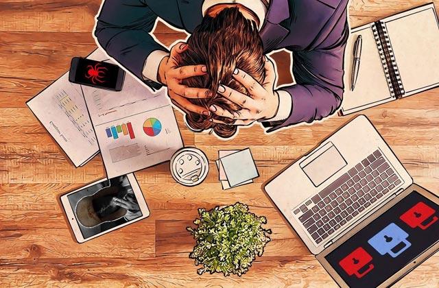 خطر: استفاده از دستگاههای شخصی در محل کار