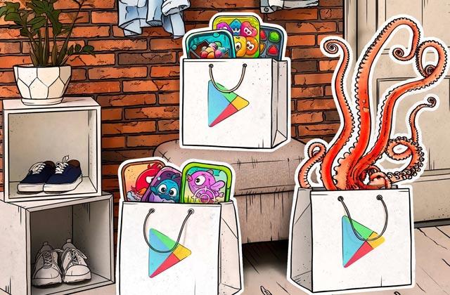 اپهای گوگلپلی هیچگاه ویروسی نمیشوند- خیالی یا واقعی؟!