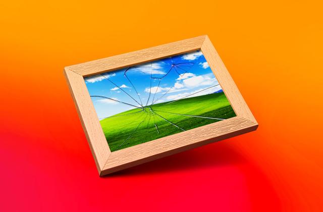 محافظت از ویندوز XP بعد از نشتیِ کد منبع