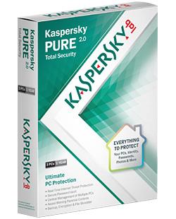 کسپرسکی ناب نسخه 2.0